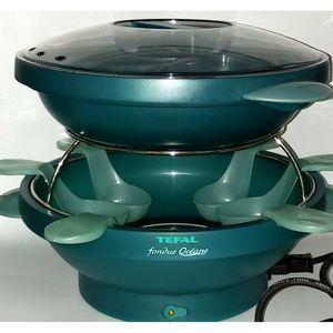Tefal Oceane Asian Fondue Set French Steamer Pot